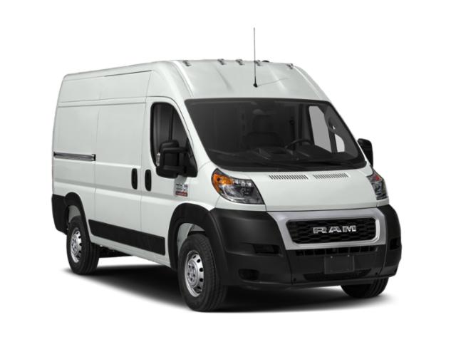 2019 Ram Truck ProMaster Cargo Van Pictures ProMaster Cargo Van 2500 High Roof 136 WB photos side front view