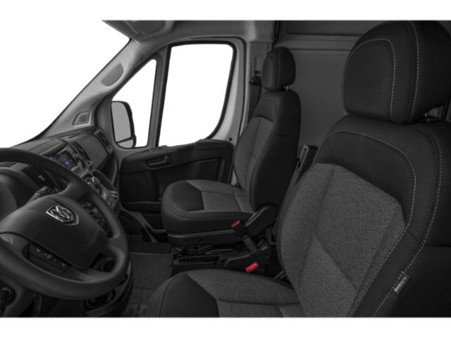 2019 Ram Truck ProMaster Cargo Van Base Price 2500 High Roof 136 WB Pricing front seat interior