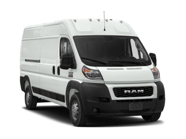 2019 Ram Truck ProMaster Cargo Van Base Price 3500 High Roof 159 WB EXT Pricing side front view