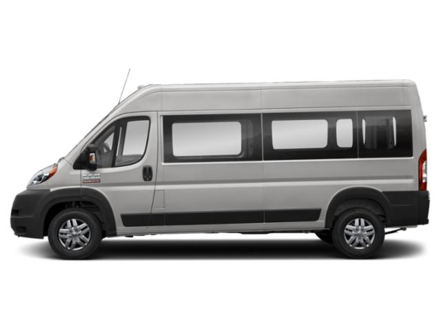 2019 Ram Truck ProMaster Window Van Base Price 2500 High Roof 159 WB Pricing side view