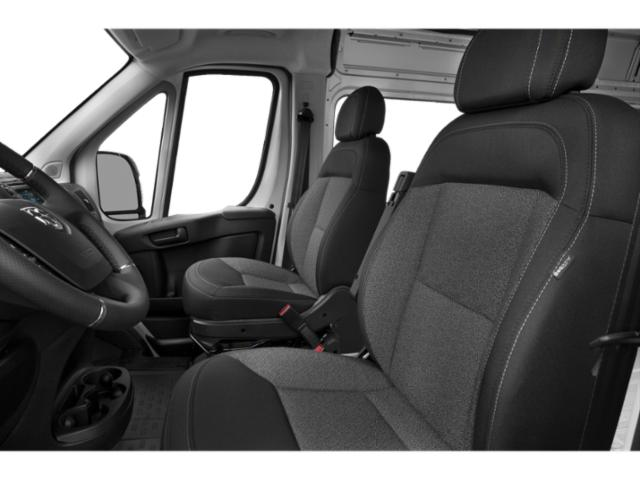 2019 Ram Truck ProMaster Window Van Base Price 2500 High Roof 159 WB Pricing front seat interior