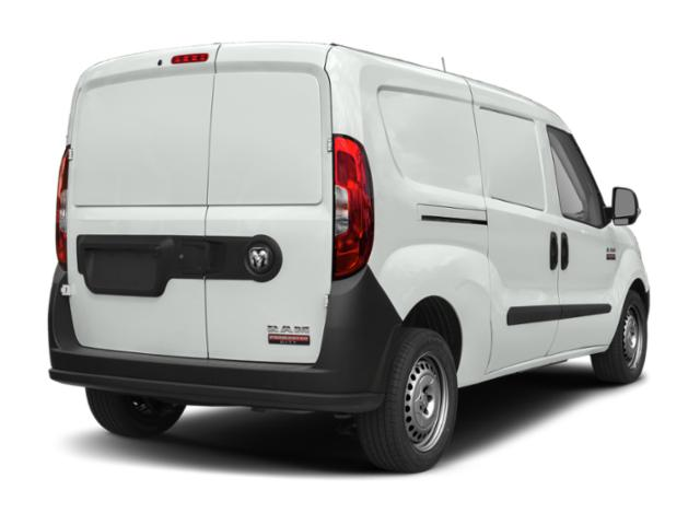 2019 Ram Truck ProMaster City Wagon Base Price Wagon Pricing side rear view