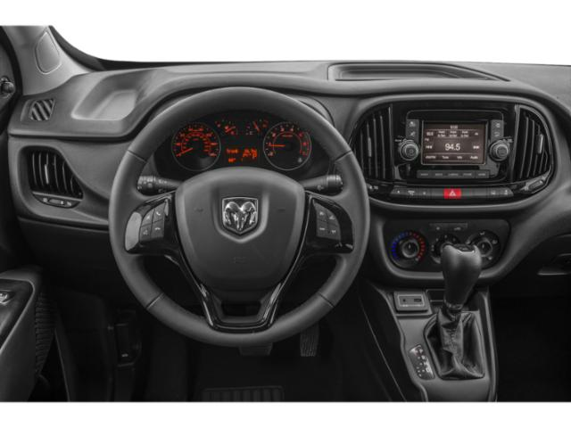 2019 Ram Truck ProMaster City Wagon Base Price Wagon Pricing driver's dashboard