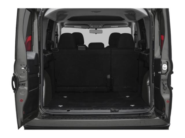 2019 Ram Truck ProMaster City Cargo Van Pictures ProMaster City Cargo Van Tradesman SLT Van photos open trunk