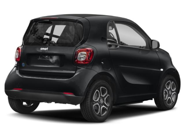 2019 smart EQ fortwo Pictures EQ fortwo pure coupe photos side rear view