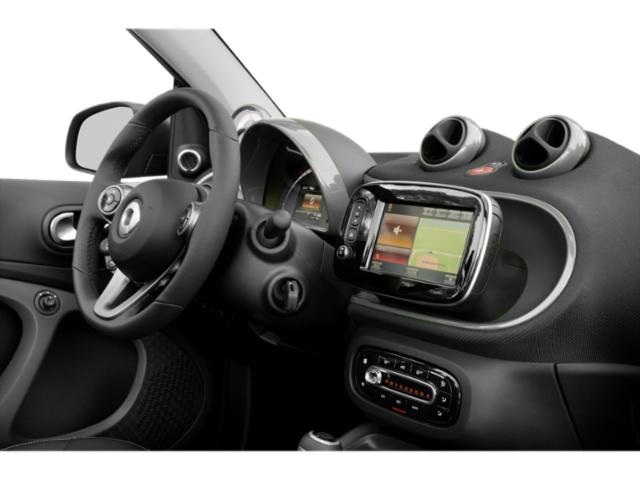 2019 smart EQ fortwo Pictures EQ fortwo pure coupe photos full dashboard
