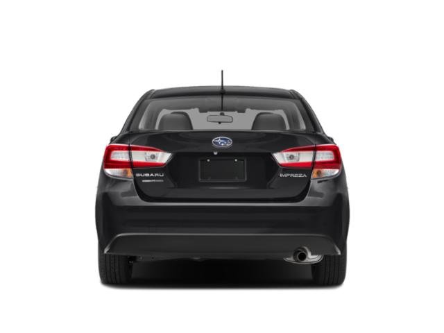 2019 Subaru Impreza Base Price 2.0i 5-door CVT Pricing rear view