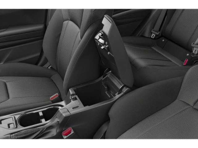 2019 Subaru Impreza Base Price 2.0i 5-door CVT Pricing center storage console