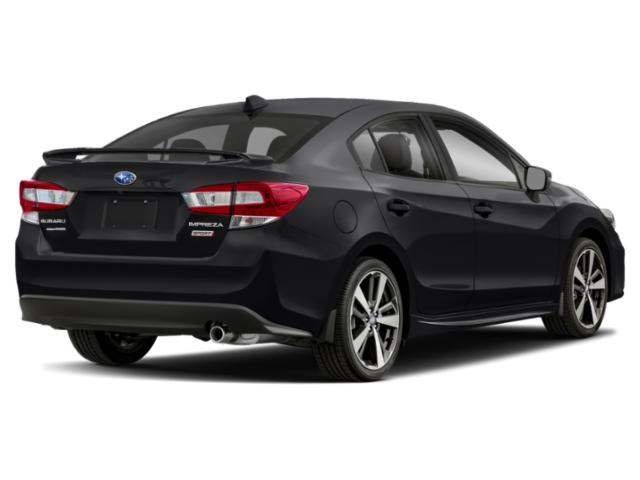 2019 Subaru Impreza Base Price 2.0i 5-door CVT Pricing side rear view