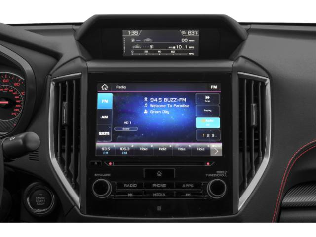 2019 Subaru Impreza Base Price 2.0i 5-door CVT Pricing stereo system
