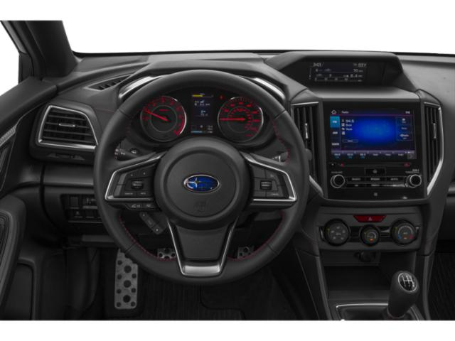 2019 Subaru Impreza Base Price 2.0i 5-door CVT Pricing driver's dashboard
