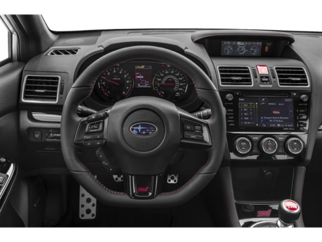 2019 Subaru WRX Base Price STI Limited Manual w/Wing Spoiler Pricing driver's dashboard