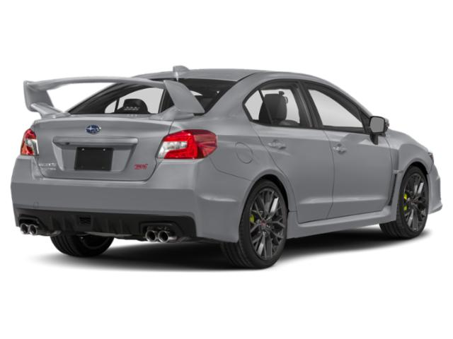 2019 Subaru WRX Base Price STI Limited Manual w/Wing Spoiler Pricing side rear view