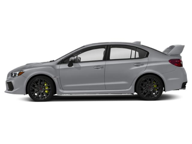 2019 Subaru WRX Base Price STI Limited Manual w/Wing Spoiler Pricing side view