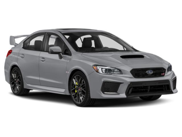 2019 Subaru WRX Base Price STI Limited Manual w/Wing Spoiler Pricing side front view