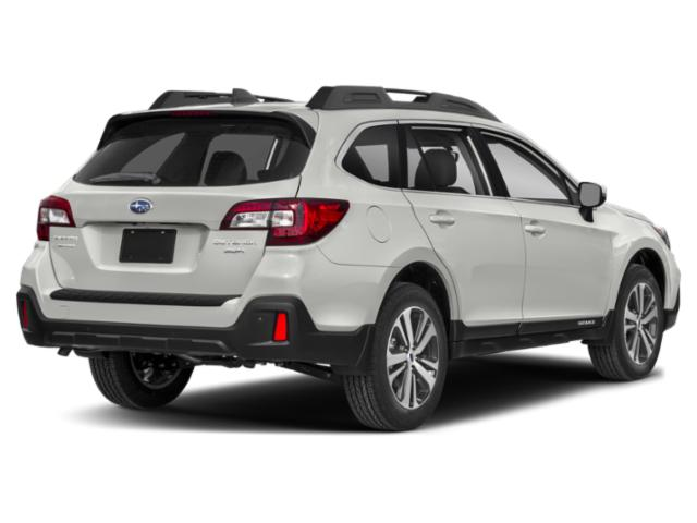 2019 Subaru Outback Pictures Outback 2.5i photos side rear view