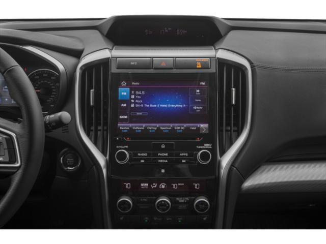 2019 Subaru Ascent Base Price 2.4T Limited 8-Passenger Pricing stereo system