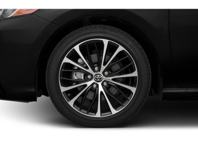 2019 Toyota Camry Pictures Camry XLE V6 Auto photos wheel