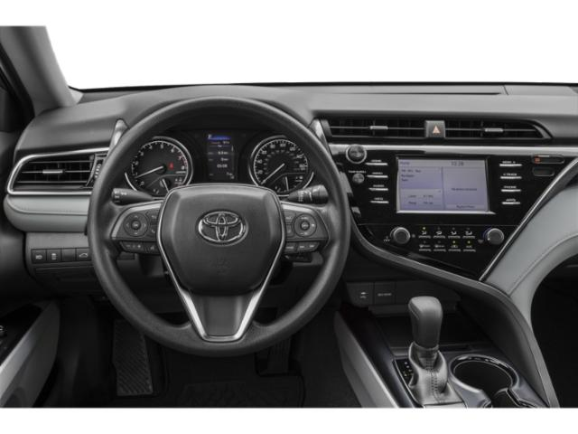 2019 Toyota Camry Pictures Camry XLE V6 Auto photos driver's dashboard