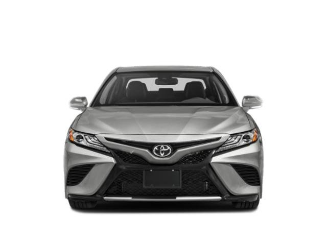 2019 Toyota Camry Pictures Camry XLE V6 Auto photos front view