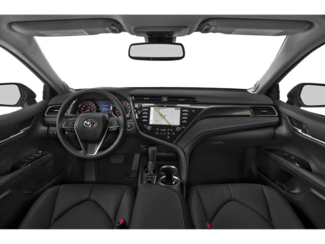 2019 Toyota Camry Pictures Camry XLE V6 Auto photos full dashboard