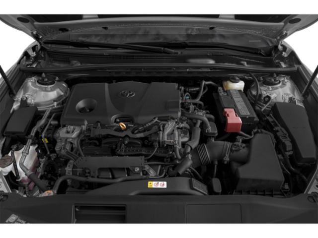 2019 Toyota Camry Pictures Camry XLE V6 Auto photos engine