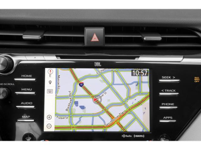 2019 Toyota Camry Pictures Camry XLE V6 Auto photos navigation system