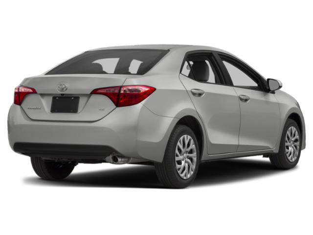 2019 Toyota Corolla Pictures Corolla LE Eco CVT photos side rear view