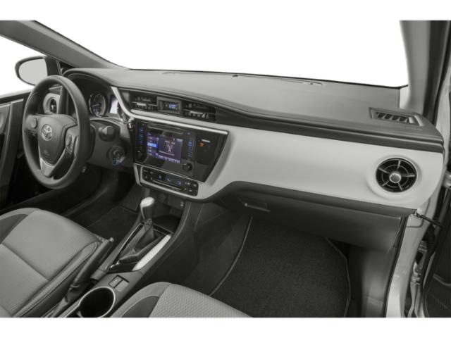 2019 Toyota Corolla Base Price LE Eco w/Premium Package CVT Pricing passenger's dashboard