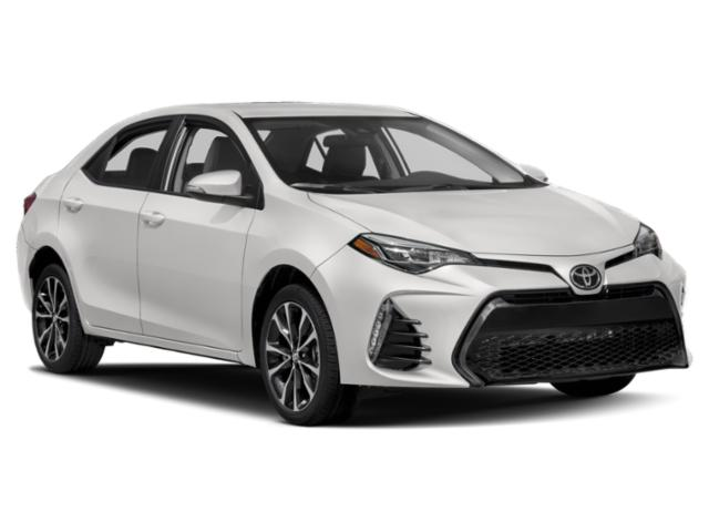 2019 Toyota Corolla Base Price SE Manual Pricing side front view