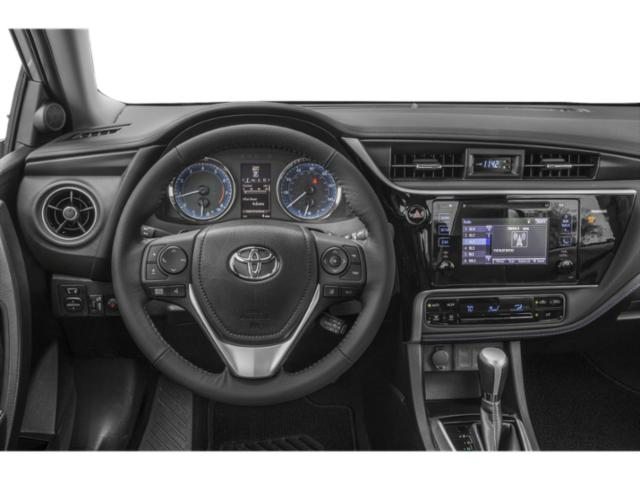 2019 Toyota Corolla Base Price SE Manual Pricing driver's dashboard