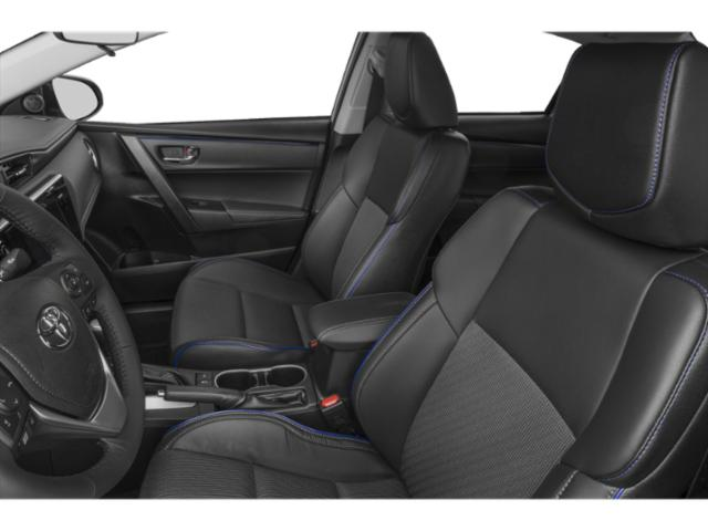 2019 Toyota Corolla Base Price SE Manual Pricing front seat interior