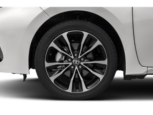 2019 Toyota Corolla Pictures Corolla LE Eco CVT photos wheel