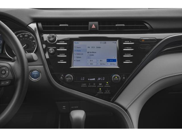 2019 Toyota Camry Pictures Camry Hybrid XLE CVT photos stereo system