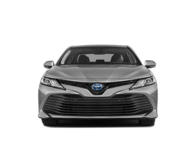 2019 Toyota Camry Base Price Hybrid XLE CVT Pricing front view