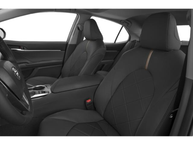 2019 Toyota Camry Base Price Hybrid XLE CVT Pricing front seat interior