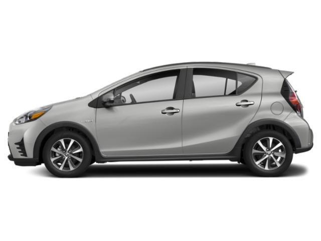 2019 Toyota Prius c Base Price LE Pricing side view
