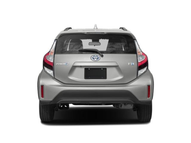 2019 Toyota Prius c Base Price LE Pricing rear view