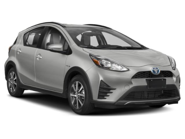 2019 Toyota Prius c Base Price LE Pricing side front view