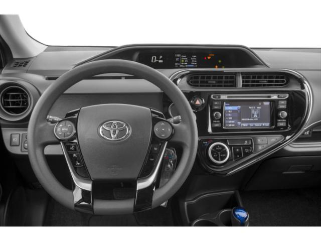 2019 Toyota Prius c Base Price LE Pricing driver's dashboard