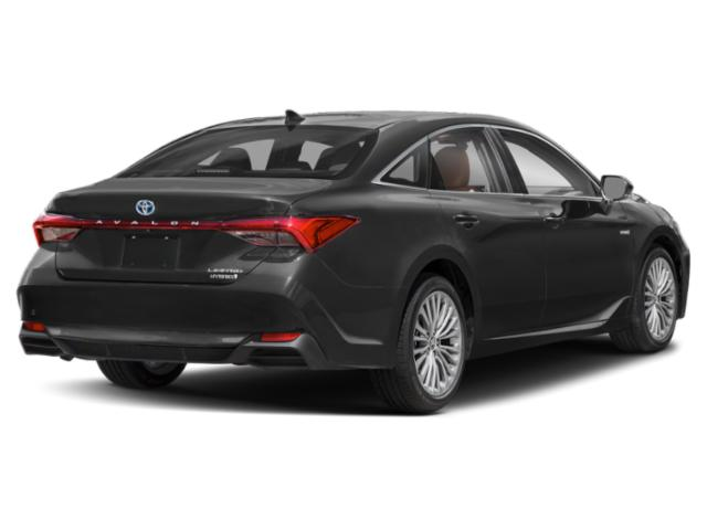 2019 Toyota Avalon Base Price Hybrid XSE Pricing side rear view