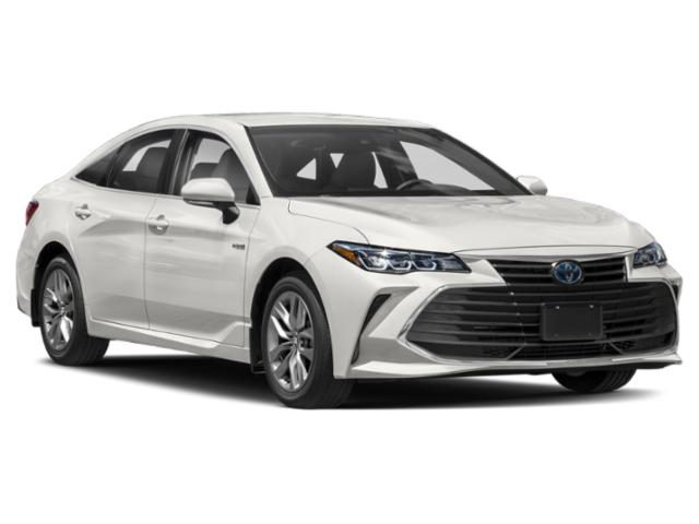 2019 Toyota Avalon Base Price Hybrid XLE Pricing side front view