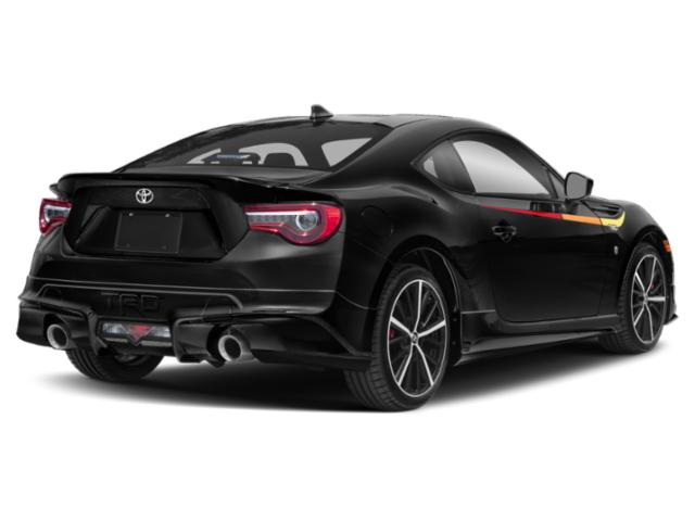 2019 Toyota 86 Pictures 86 Manual photos side rear view