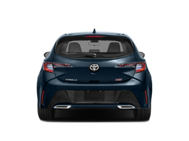 2019 Toyota Corolla Hatchback Pictures Corolla Hatchback SE Manual photos rear view