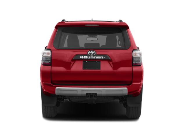 2019 Toyota 4Runner Base Price SR5 4WD Pricing rear view
