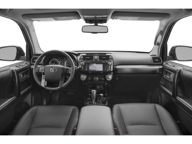 2019 Toyota 4Runner Base Price SR5 4WD Pricing full dashboard