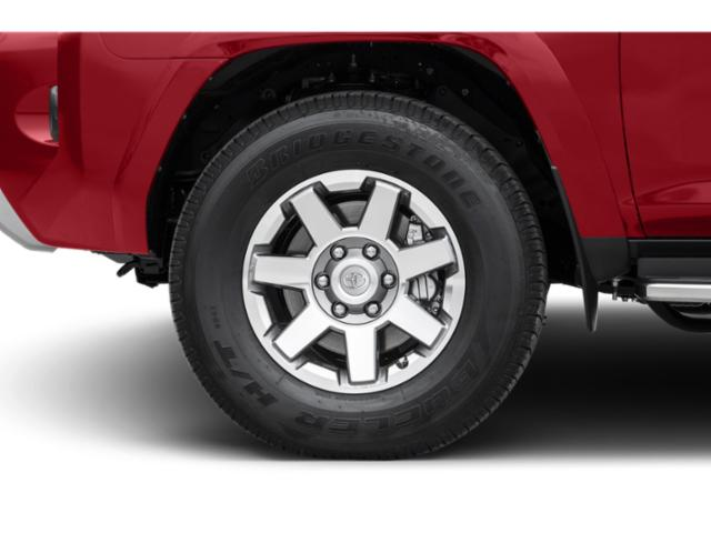 2019 Toyota 4Runner Pictures 4Runner TRD Off Road 4WD photos wheel