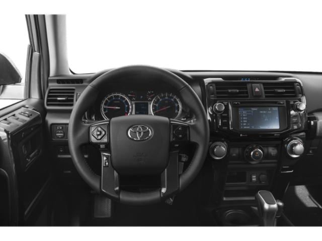 2019 Toyota 4Runner Base Price SR5 4WD Pricing driver's dashboard