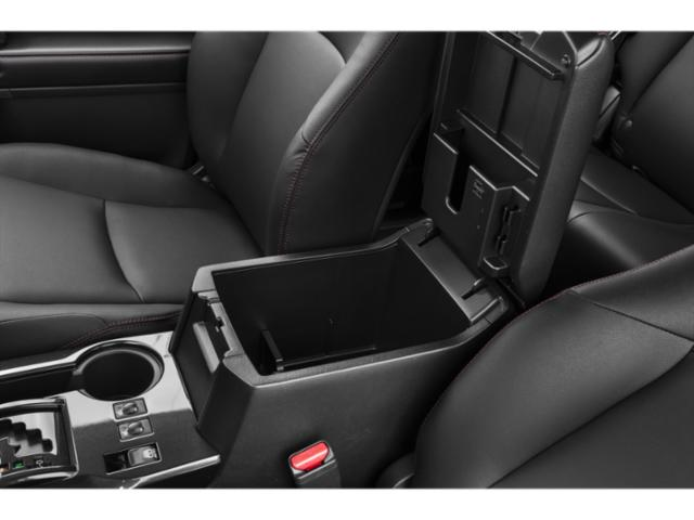 2019 Toyota 4Runner Base Price SR5 4WD Pricing center storage console