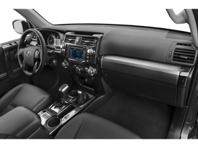 2019 Toyota 4Runner Base Price SR5 4WD Pricing passenger's dashboard